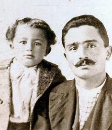 Gregorio Fusco and son Michael Fusco